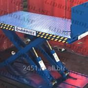 Стол подъемный низкорамный LX.1610.800.1000.970 фото