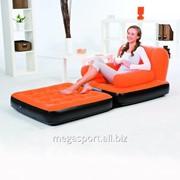 Надувная кровать односпальная #67277 фото