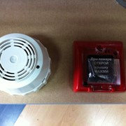 Монтаж и пуско-наладка электротехнического оборудования, приборы пожарной сигнализации фото