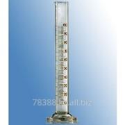 Цилиндры мерные на стеклянном основании 1-50-1 ГОСТ 1770-74 фото