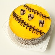 Торт Турецкий лимонный фото
