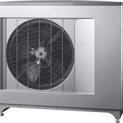 Тепловой насос воздух / вода NIBE F2026 фото