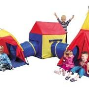 Палатки-домики напрокат фото