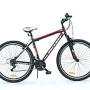 Велосипед горный rockway bullet 293304r/02 фото