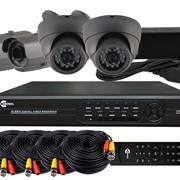 Видео-наблюдение, монтаж, обслуживание, ремонт фото