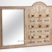 Ключница с зеркалом Jade фото