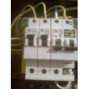 Замена автоматических выключателей фото