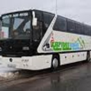 Перевозки автобусные международные фото