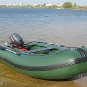 Материалы для изготовления надувных лодок фото
