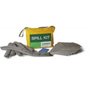 Универсальный аварийный набор 50л Ecofibre Maintenance Spill Kit, абсорбент, набор для ликвидации разливов фото
