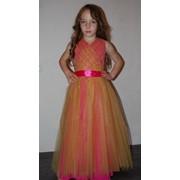 Платье нарядное детское фото