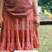 Длинная юбка фото