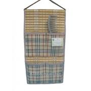 Чехол настенный с карманами, бамбук(упак. 120) (49*25), арт. 8616 56916 фото