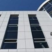 Монтаж вентилируемых фасадов. фото