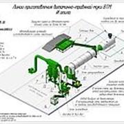 Линия приготовления пеллет топливных ЛТТП и ВТМ фото