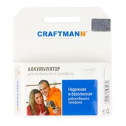 АКБ Craftmann Samsung E620 фото