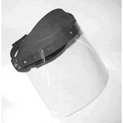 Щиток защитный лицевой НБТ-1 с пластиковым наголовником фото