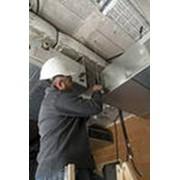 Ремонт систем приточно-вытяжной вентиляции, дымоудаление фото