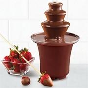 Шоколадный фонтан 20 см фото