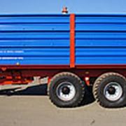 Полуприцеп тракторный самосвальный ПТС 18 (профильный борт) фото