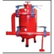 Бак для системы водоподготовки D2`, by-pass, D18`/45см, металл фото