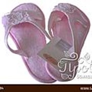 Тапочки женские Soft Cotton NIL розовый 36-38 фото