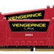 Модуль памяти DDR4 8GB (2*4GB) Corsair CMK8GX4M2B3200C16R фото