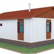 Модульное здание - прачечная фото