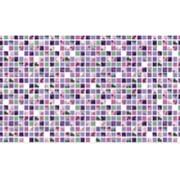 Листовая панель ПВХ Мозайка Престиж Сирень 960*480мм фото
