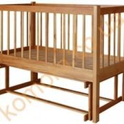 Детская кроватка-колыбель фото