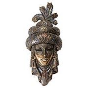 "Венецианская маска ""Шахерезада"" 13х30х5см. арт.WS-363 Veronese фото"