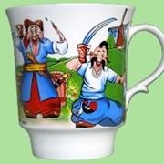 Чашки Довбышского фарфорового завода фото