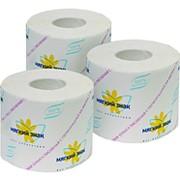 Туалетная бумага 1-рулонная Мягкий знак (Сяський ЦБК) (х32) фото