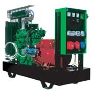 Дизельная электростанция Дизель-генератор модель GP 44 A/I на базе двигателя IVECO, 3-х фазная, с водяным охлаждением, мощностью 44 кВа, Green Power фото