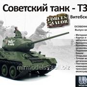 Масштабная модель Танк Т-34-76 фото