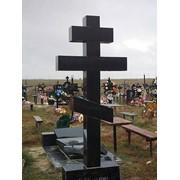 Кресты гранитные фото