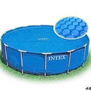 Аксессуары для бассейнов чехол универсальный термо 59956 фото