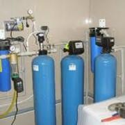 Монтаж и наладка оборудования систем водоочистки фото