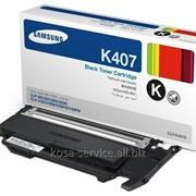 Заправка картриджа Samsung CLT-K407S фото