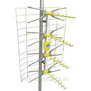 Антенна для цифрового ТВ - ASP 8D TURBO DVB-T фото