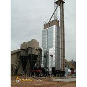 Зерносушилка С-20 фотография