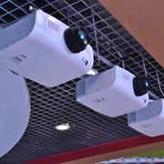 Мультипроекторная система! 3 проектора вместе 24 000 лм!! фото