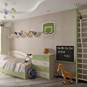 Детская комната с игровым уголком фото