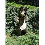 Ростовые куклы: Маша и Медведь фото