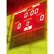 Спортивное табло для хоккея фото
