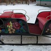 Cани для лошадей и снегоходов фото