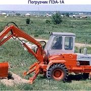 "Погрузчики ПЕА-1А ""Карпатец"". фото"