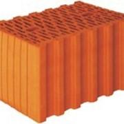 Поризованный крупноформатный кирпич керамический