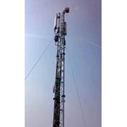 Строительство базовых станций сотовой связи и беспроводных систем передачи данных `под ключ` фото