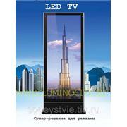 Рекламный LED-экран для общественных мест фото
